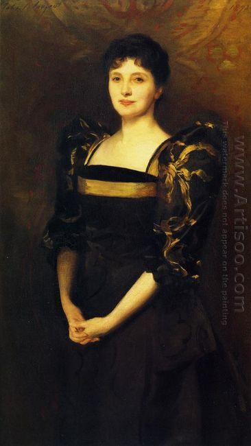 Mrs George Lewis Elizabeth Eberstadt 1892