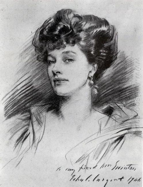Mrs George Swinton 1906