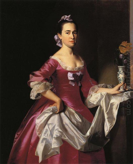 Mrs George Watson Elizabeth Oliver 1765