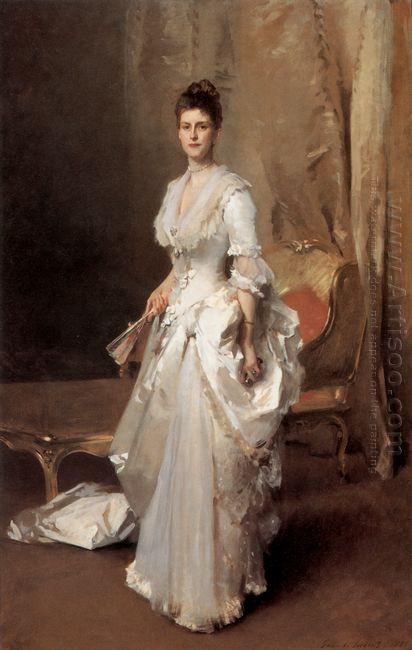Mrs Henry White 1883