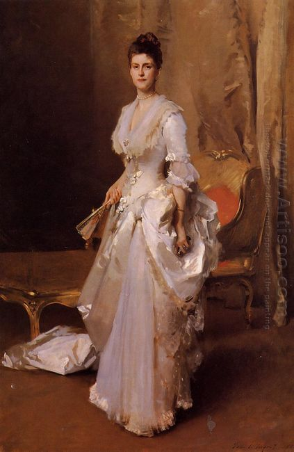 Mrs Henry White Margaret Daisy Stuyvesant Rutherford 1883