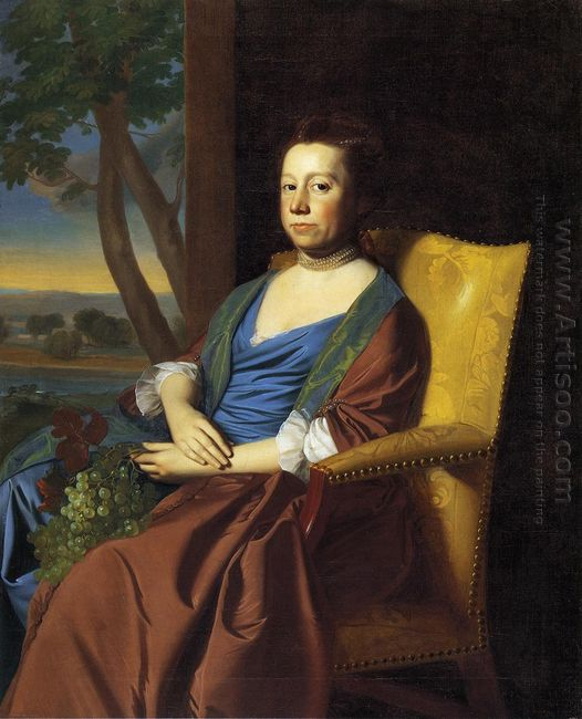 Mrs Isaac Smith 1769