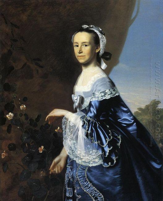 Mrs James Warren Mercy Otis