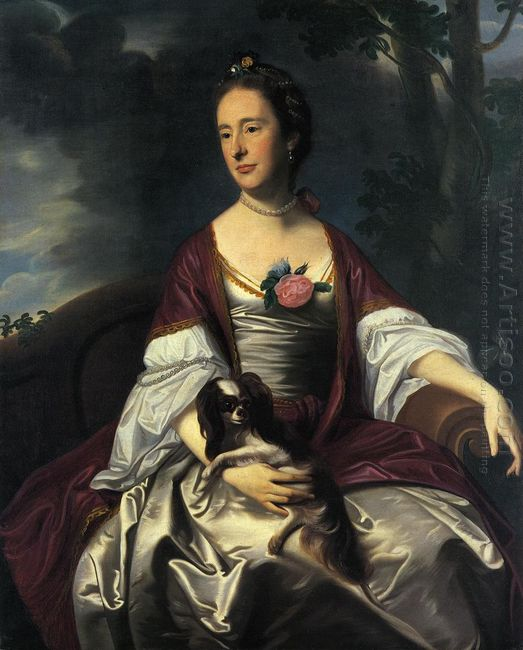 Mrs Jerathmael Bowers