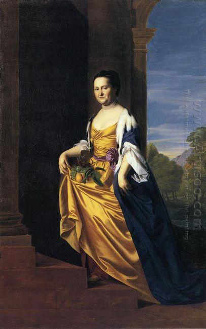 Mrs Jeremiah Lee Martha Swett