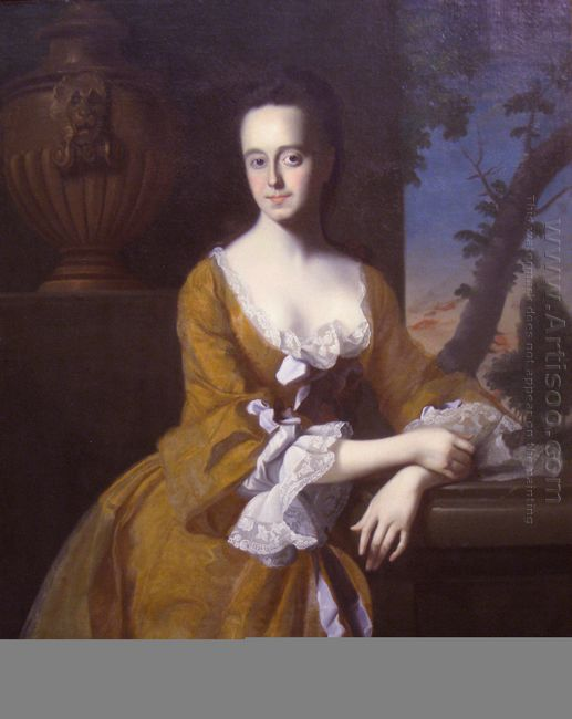 Mrs John Murray Lucretia Chandler 1763 4