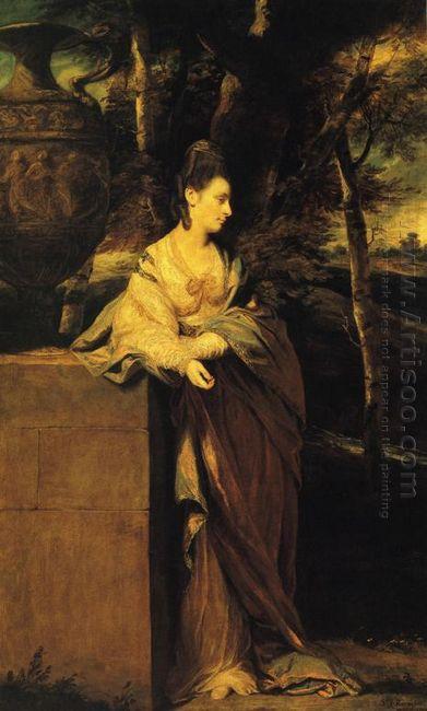 Mrs John Parker 1772