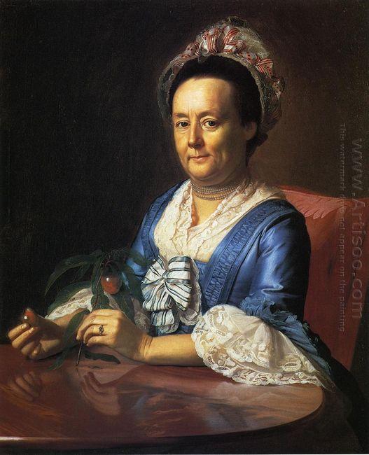 Mrs John Winthrop Hannah Fayerweather 1773