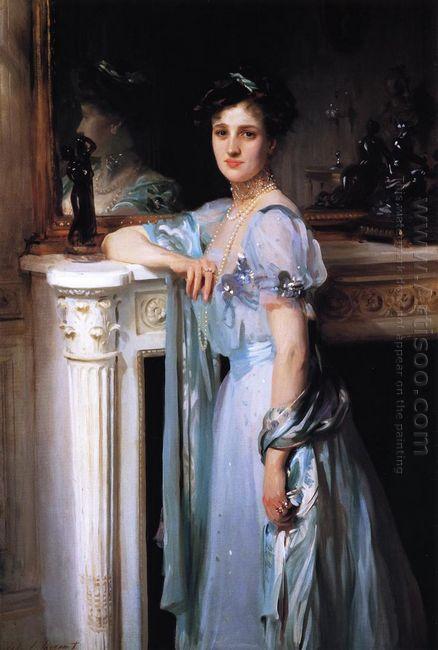 Mrs Louis Raphael