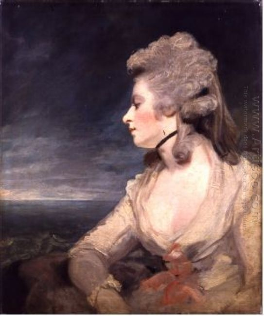 Mrs Mary Robinson Perdita 1784