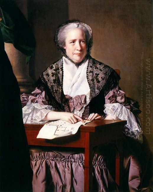 Mrs Sarah Clayton