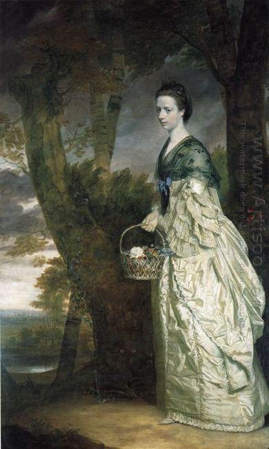 Mrs Thomas Riddell