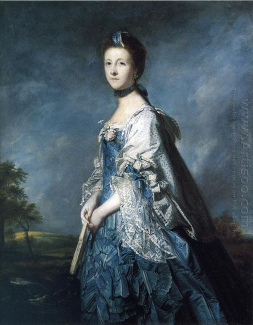 Mrs Turnour 1757