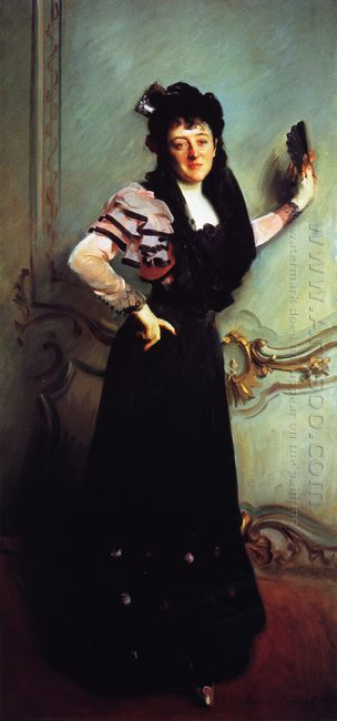 Mrs Walter Bacon Virginia Purdy Barker 1896