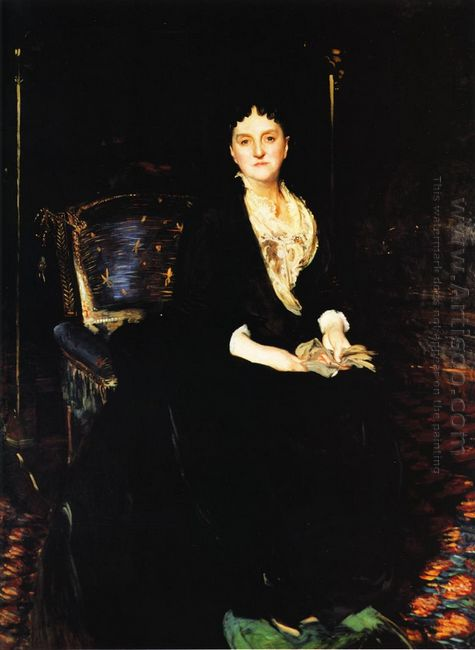Mrs William Henry Vanderbilt 1888