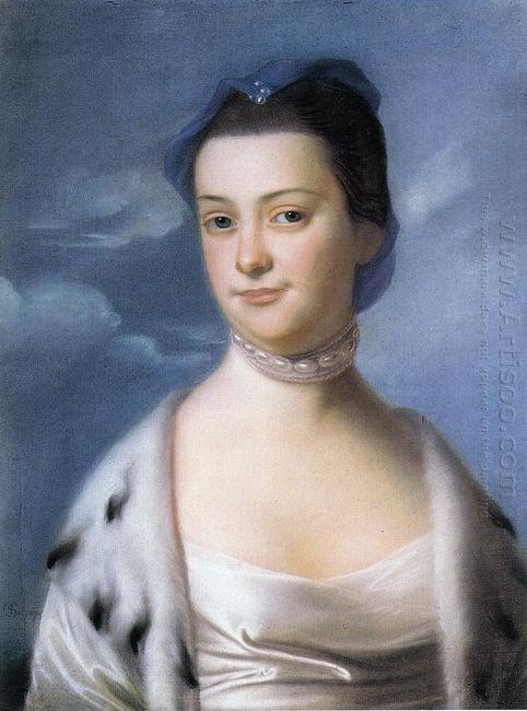 Mrs William Turner Ann Dumaresq 1767