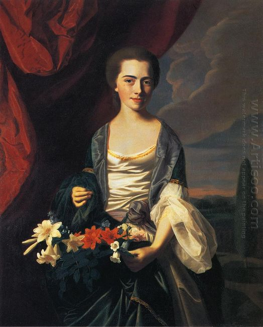Mrs Woodbury Langdon 1767