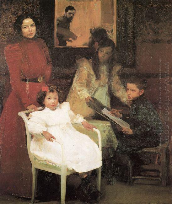 My Family 1901