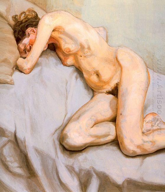 Naked Girl 1985