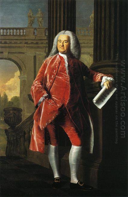 Nathaniel Sparhawk 1764