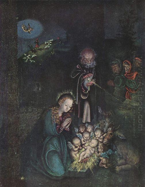 Nativity Holy Night Christmas