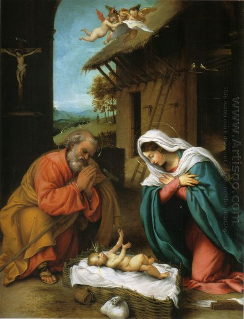 Nativity Of Christ 1523