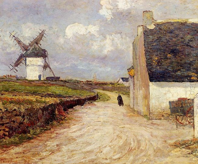 Near The Mill 1897