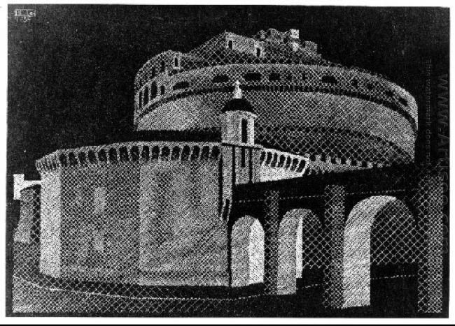 Nocturnal Rome Castel Sant Angelo