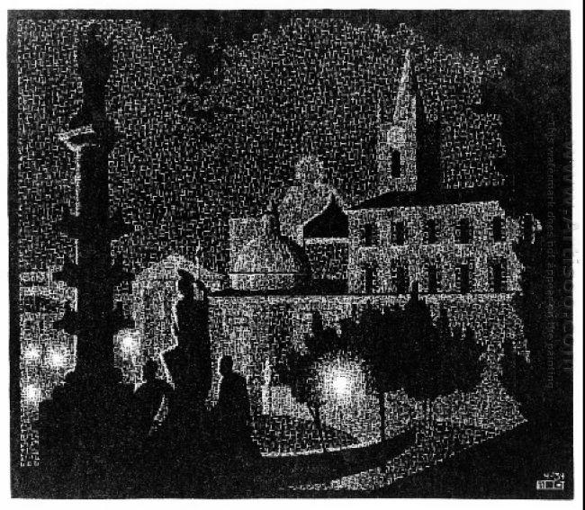 Nocturnal Rome Santa Maria Del Popolo