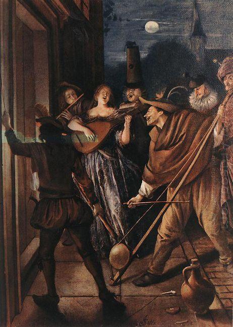 Nocturnal Serenade 1675