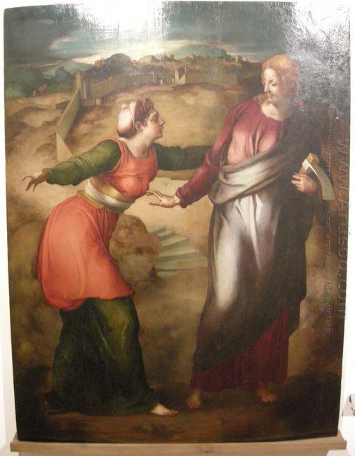 Noli Me Tangere 1532