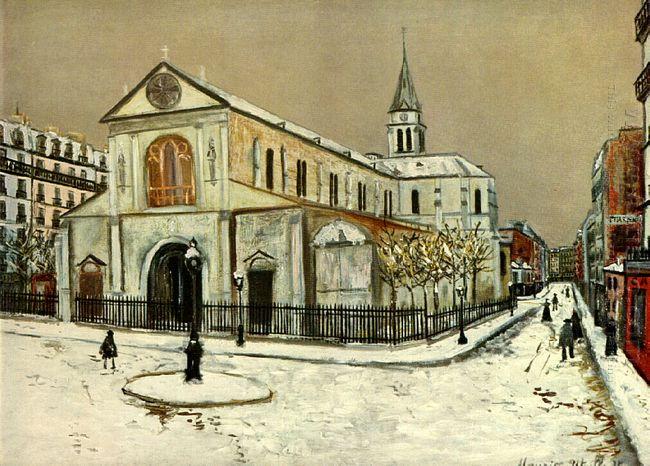 Notre Dame De Clignantcourt