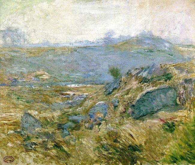 November Haze Aka Upland Pastures 1899