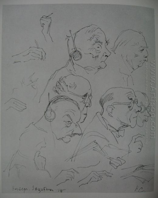 Nuremberg Advocates 1945