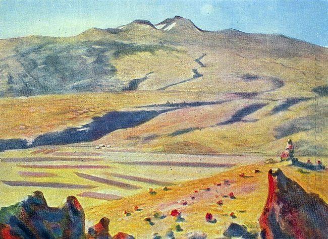 October Landscape 1953