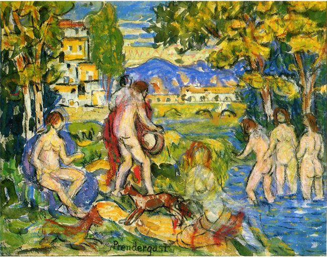 Bathers 1