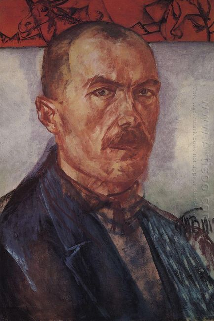 Self Portrait 1912