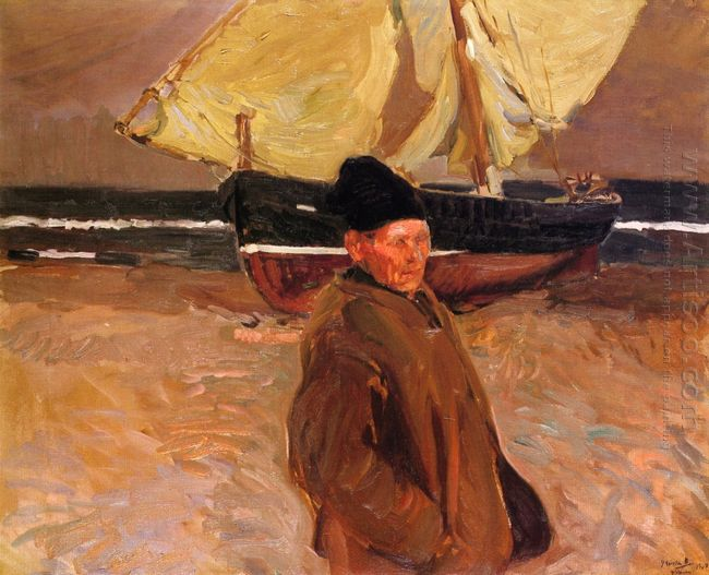 Old Valencian Fisherman 1907