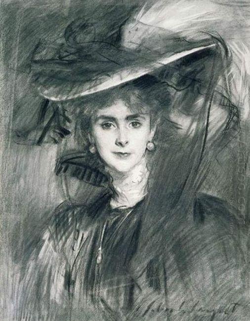 Olga Baroness De Meyer 1907