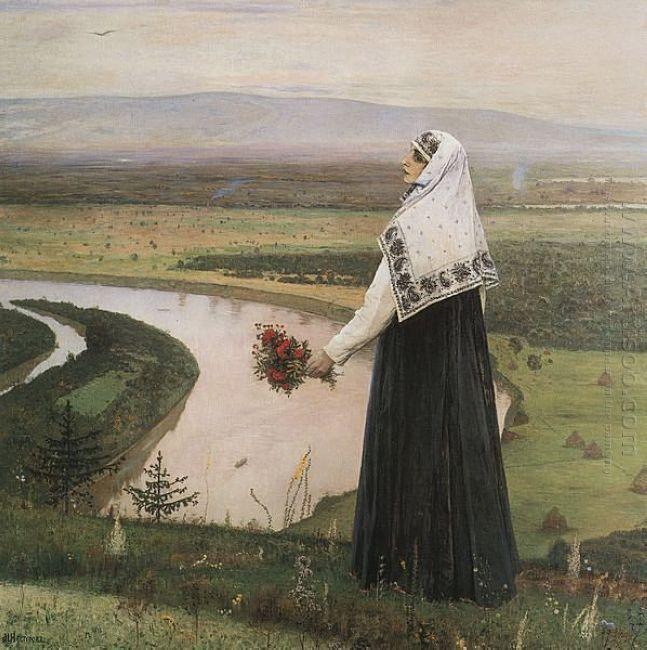 On The Mountains 1896