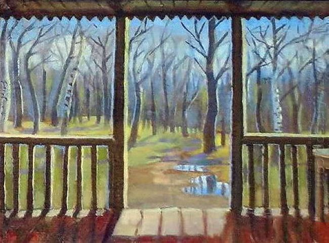 Open Window 1947