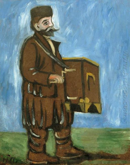 Organ Grinder 1910