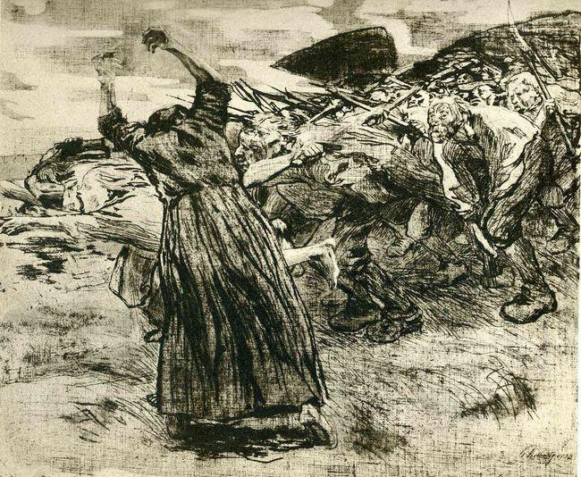 Outbreak 1908