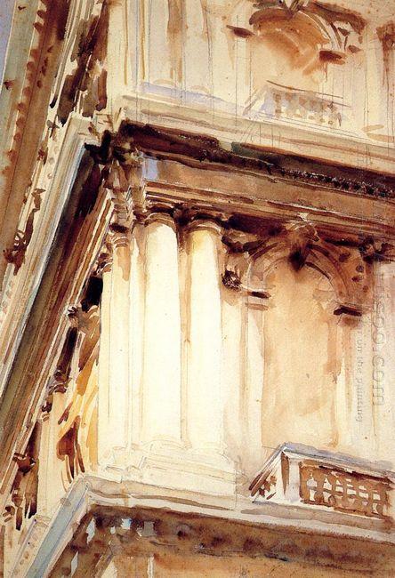 Palazzo Corner Della Ca Grande 1907