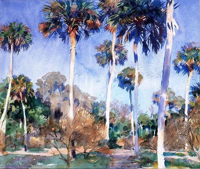Palms 1917