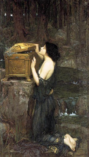 Pandora 1898