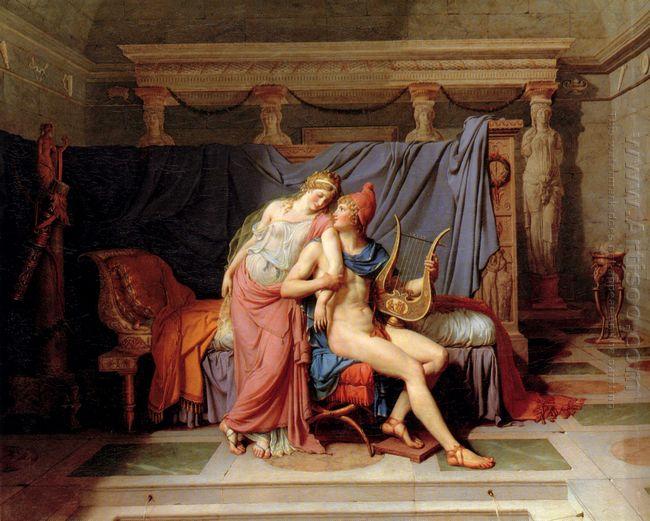 Paris And Helen 1788