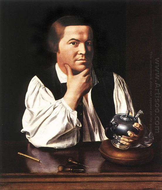 Paul Revere 1770 1