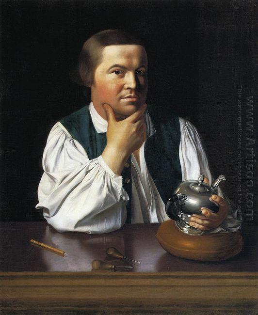 Paul Revere 1770