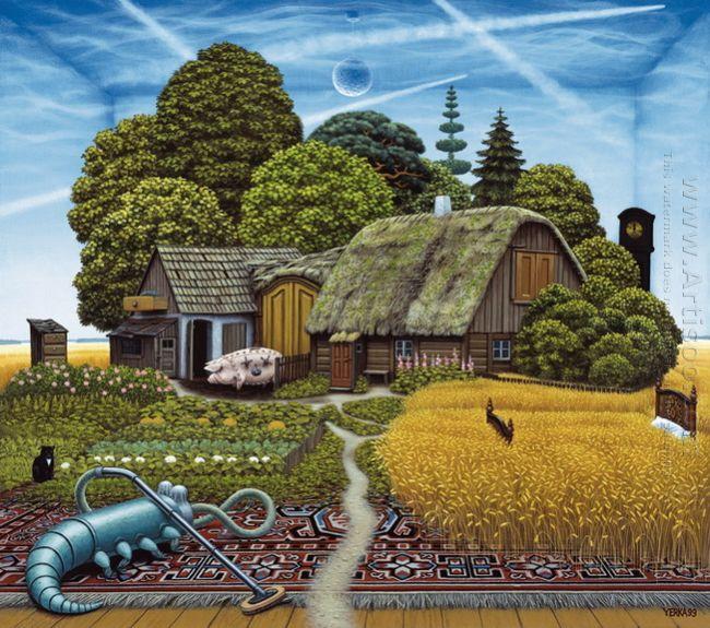 Peace Farm 1999